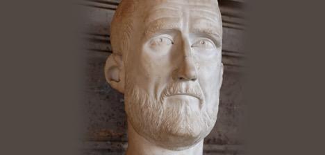 Statue of Roman Emperor