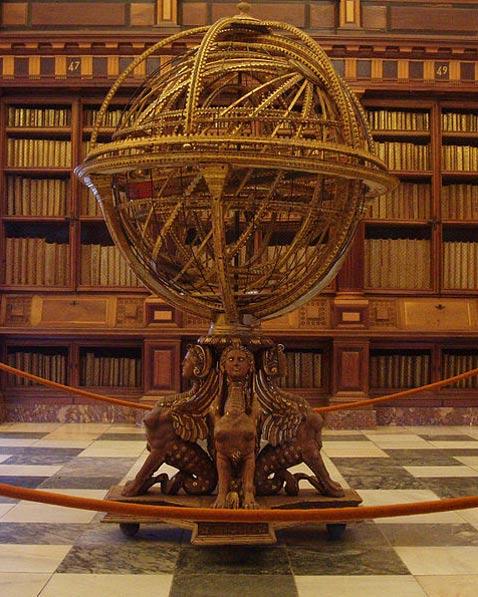 Spanish Armillary Sphere