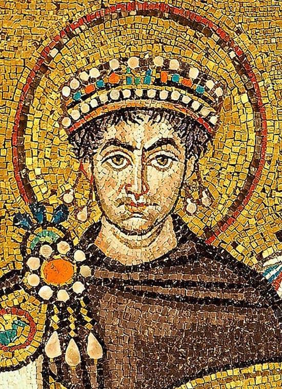 Emperor Mosaic