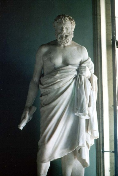 Statue of a Cynic