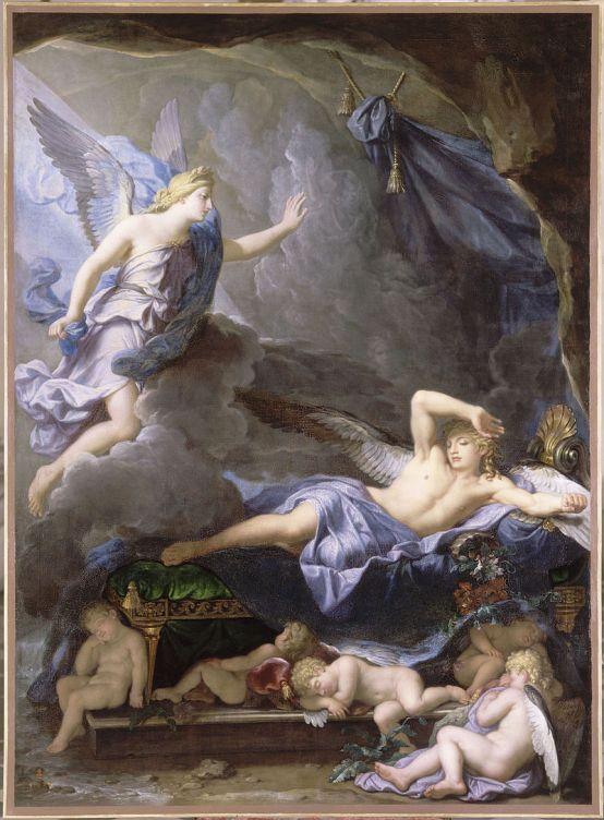 Morepheus and Iris