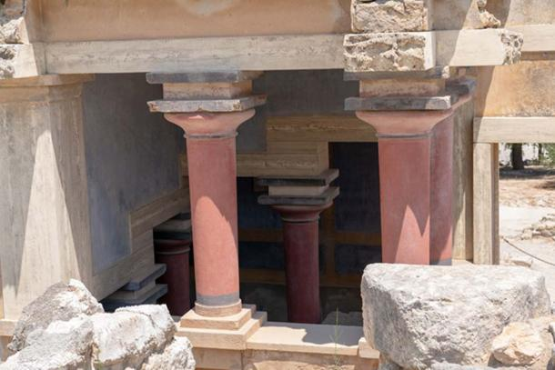 Palace Colonnades