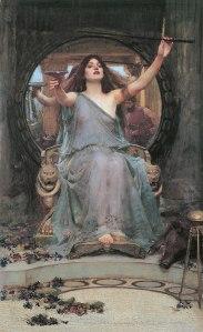 Circe, Waterhouse painting