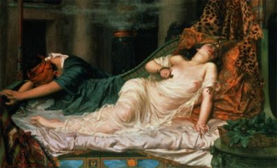 Cleopatra's Death