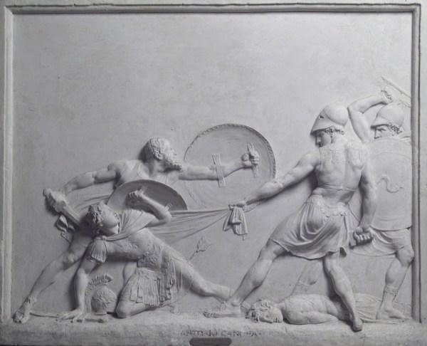rescued Alcibiades