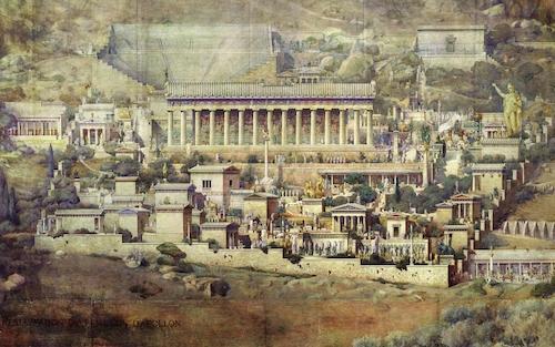 Delphi illustration