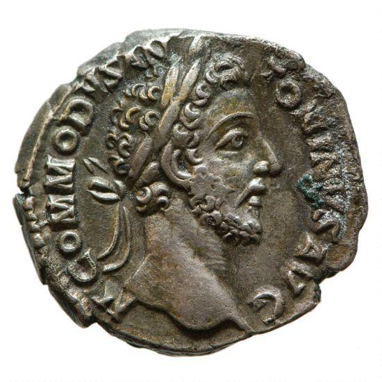Commodus denarius
