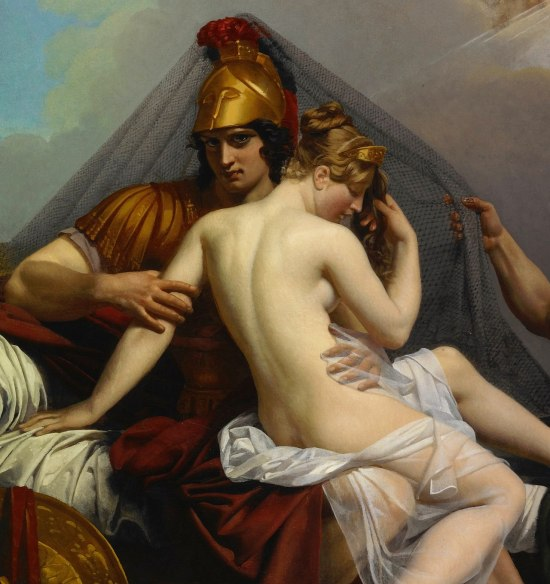 Ares and Aphrodite