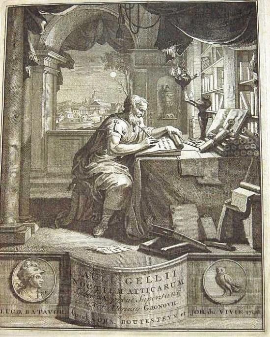 Aulus Gellius