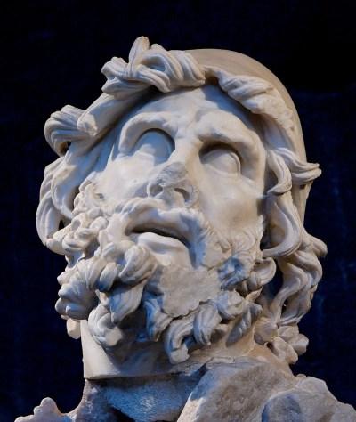 A Roman Statue of Odysseus