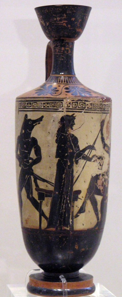 Circe from a 5th-century Greek vase