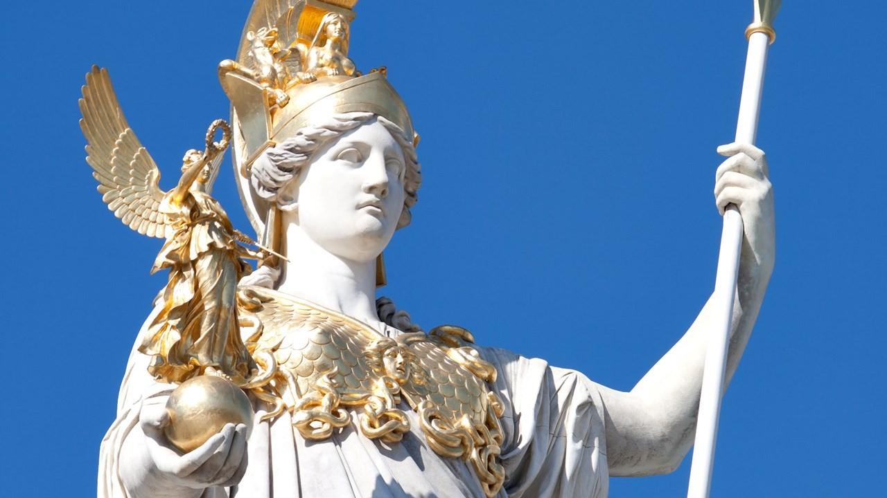 Athena in Ancient Literature