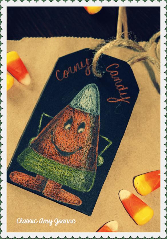 Candy Corn Anotomy