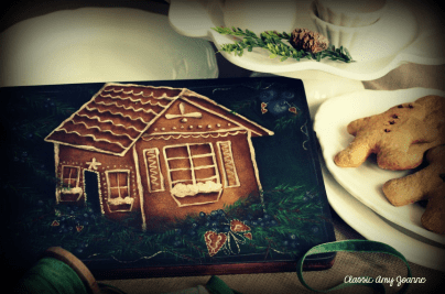 Marian's Gingerbread House