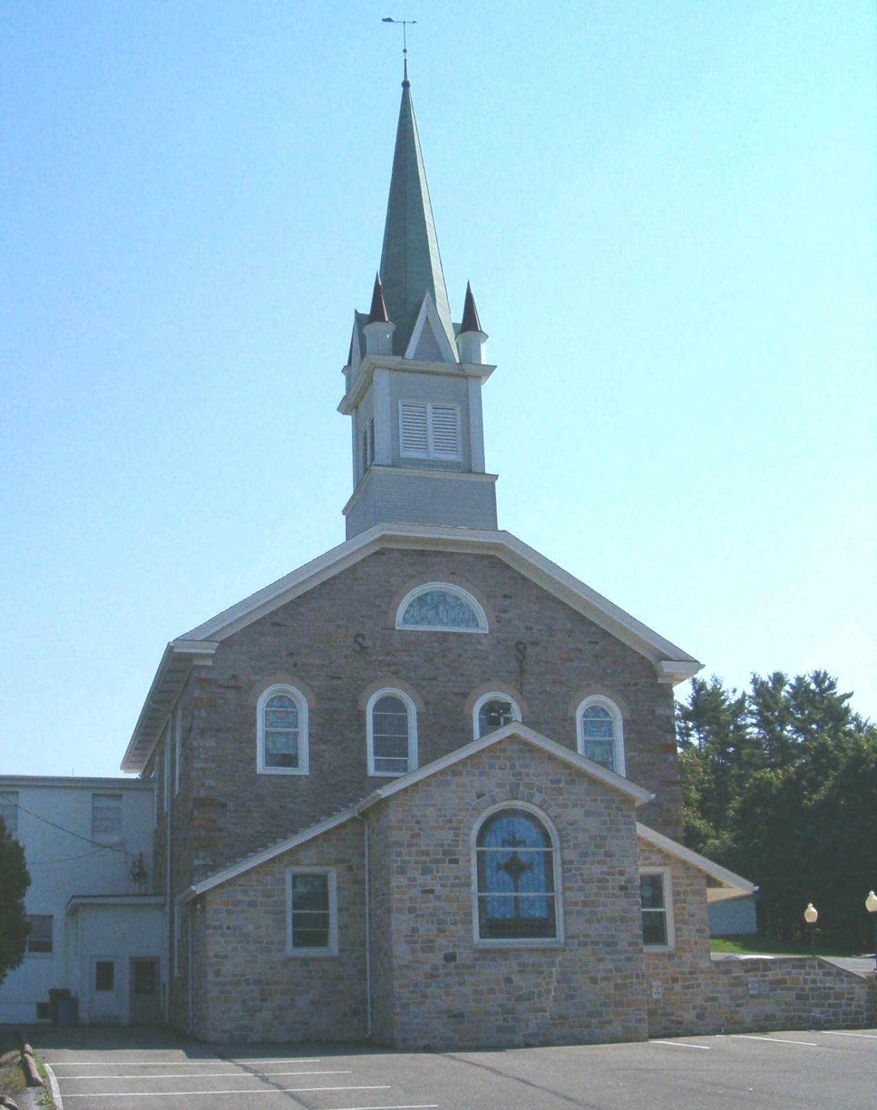 zions stone church
