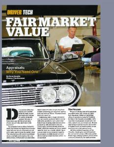 Classic Car Appraiser Press