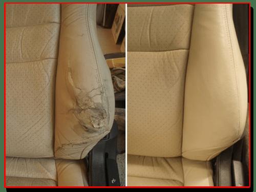 Classic Auto Glass Upholstery Repair