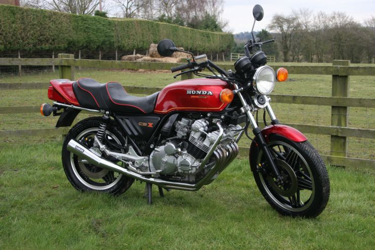 1 Honda CBX 1000 Supersport 1979 For Sale