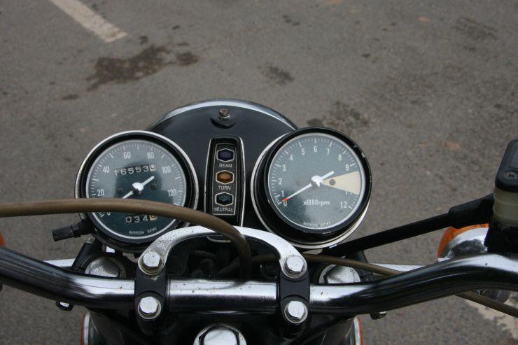 Honda CB450 CB 450 BARN FIND Restoration Project FOR SALE 6