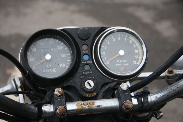 Kawasaki H2 B H 2 B 1974 For Sale 10