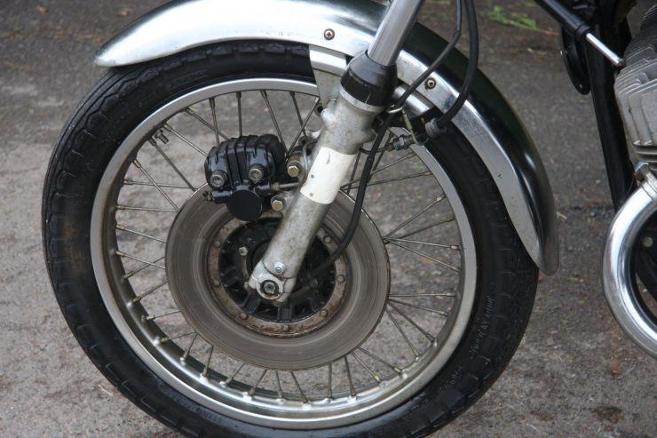 Kawasaki H2 B H 2 B 1974 For Sale 7