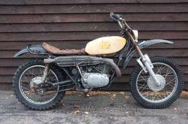 1 Yamaha DT1 DT 1 DT250 1973 For Sale