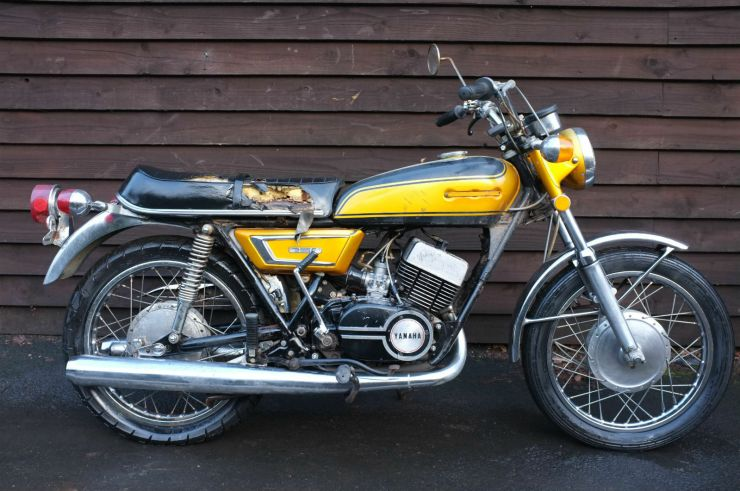 Yamaha for Sale – Classic Bike Imports Ltd