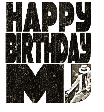 Happy Birthday Michael Jackson 100 Classics Challenge