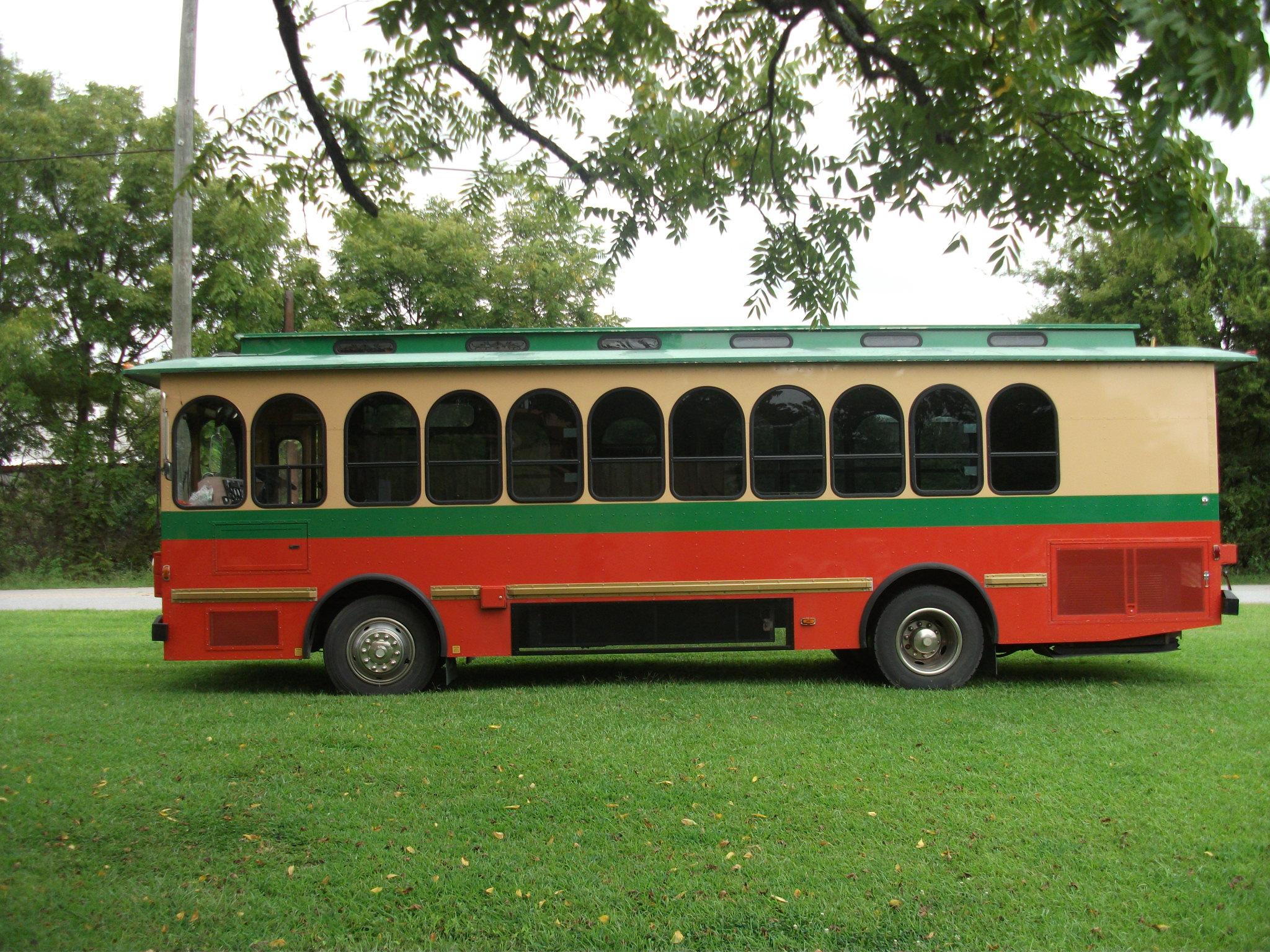 Trolley Buses Sale Used