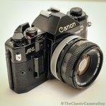 Canon A-1 (black) [1978]