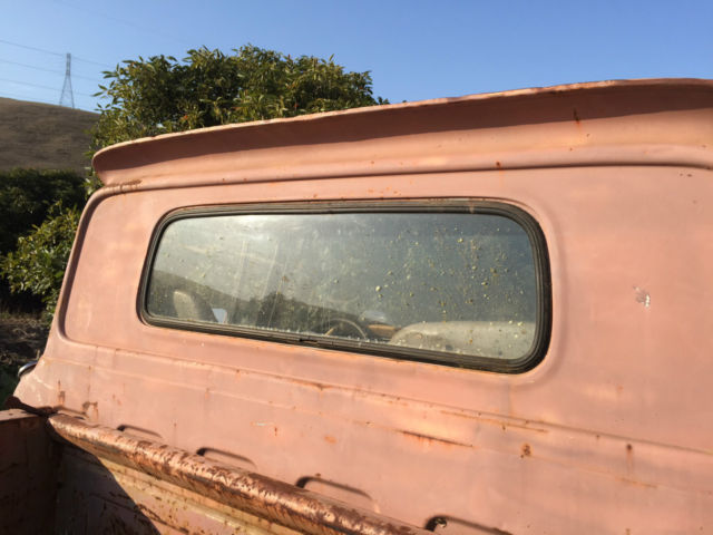 1960 Chevy Apache 10 Stepside Short Bed 4x4 For Sale In