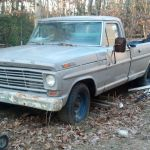 1967 Ford F250 Custom Cab V8 360 Very Low Reserve For Sale In Callao Virginia United States For Sale Photos Technical Specifications Description