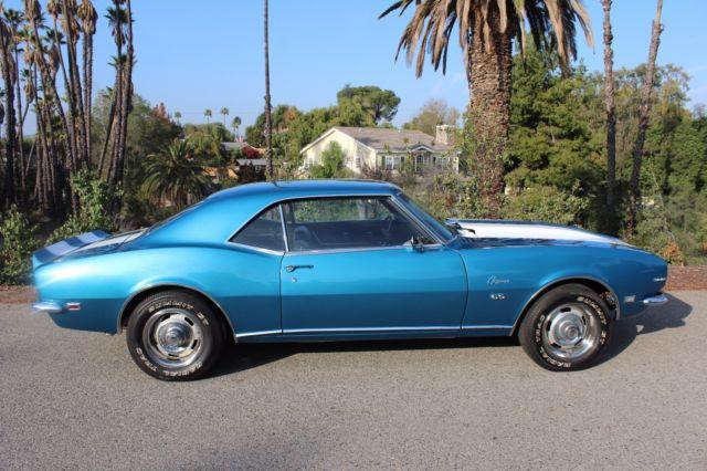 Paint Code 1969 Lemans Blue Camaro