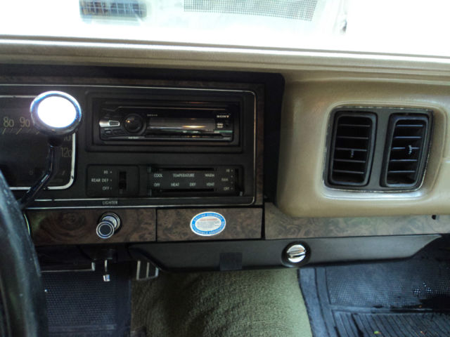 1974 Dodge Station Polara Wagon