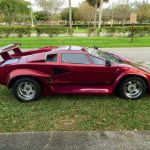 1985 Lamborghini Countach 5000 Replica For Sale In Fort Lauderdale Florida United States For Sale Photos Technical Specifications Description