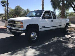 1992 Chevy Silverado 3500 for sale: photos, technical