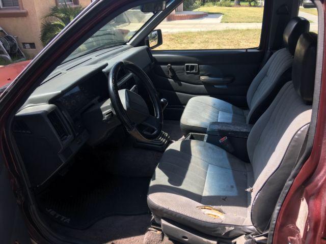 Nissan D21 Hardbody King Cab 5 Speed Manual