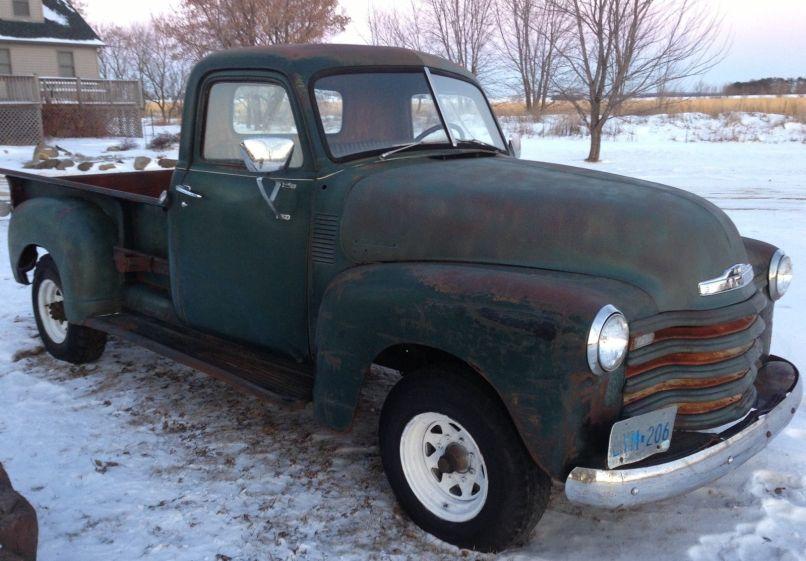 1950 chevy truck on s10 frame | Frameswalls org