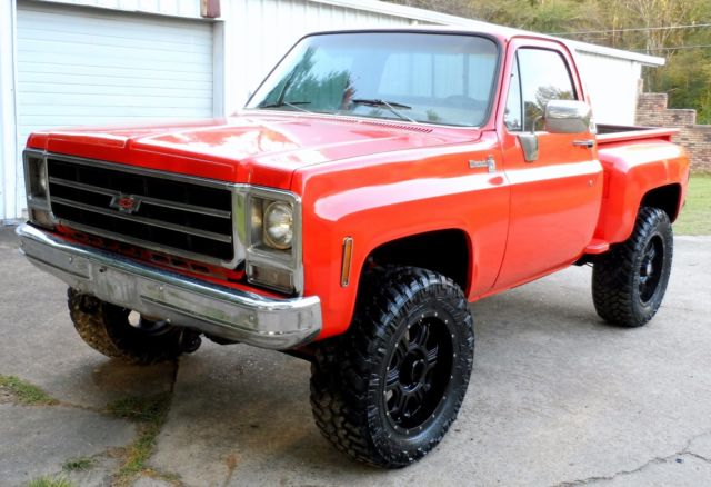 79 Chevy Pick Location Blendor