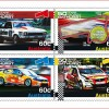 50 Years of Racing at Bathurst Stamps