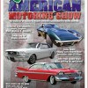 AOMC American Motoring Show 2013 - Poster