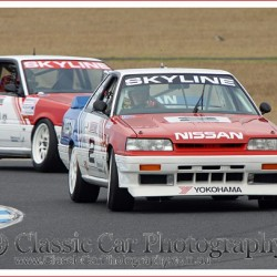 Group A & C Touring Cars at Phillip Island Classic 2014