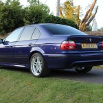 2002 Bmw E39 530i Sport Velvet Blue Individual Lci Facelift Auto Sold Similar Required For Sale Classic Cars And Campers