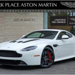 2017 Aston Martin V12 Vantage S For Sale In Bellevue Wa Classiccarsbay Com