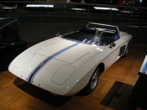 1962 Mustang I Roadster