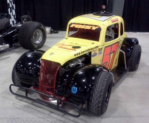 Kevin Foisy Custom Car