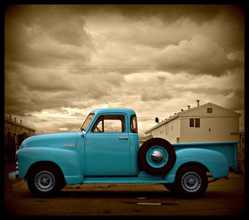 Classic Custom Truck