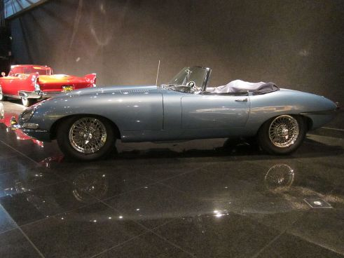 The Classic Jaguar XKE Post War Dual Cam Roadster