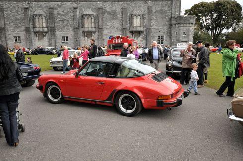 Porsche Accessories: Porsche 911 Targa
