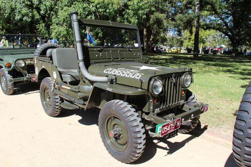 1951 Willys Overland Jeep CJ-3a Civilian Jeep